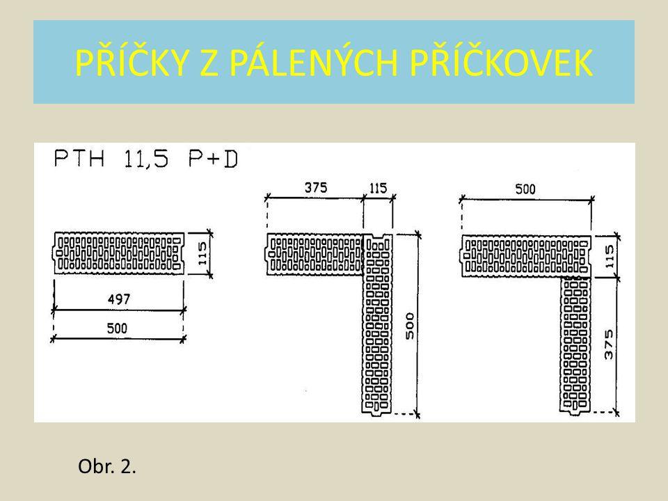 P Ř Í Č K Y Z P Ó R O B E T O N U pórobetonové příčkovky jsou součástí stavebního systému YTONG rozměry přesných příčkovek jsou: délka 499 mm, výška 249 mm, tloušťka 50, 75, 100, 125 a 150 mm zdí se na tmel (lepidlo) tloušťky spár jsou 1-3 mm (tzv.