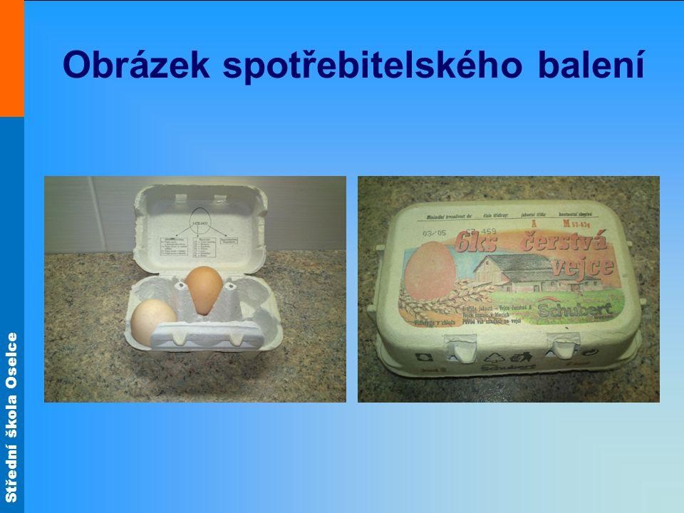 Střední škola Oselce Značení vajec