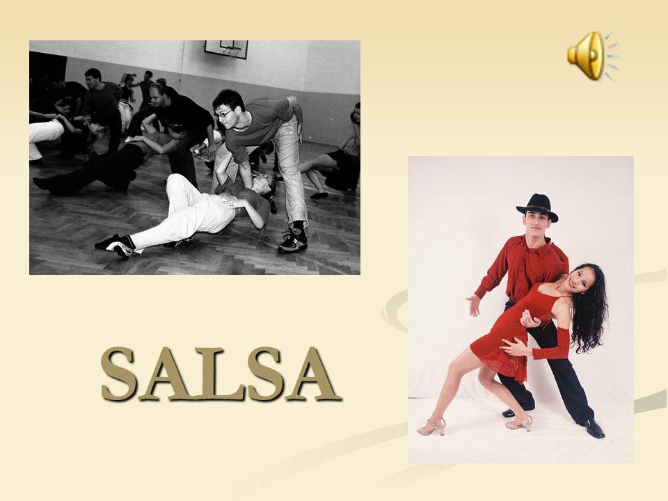 Salsa je latinsko-americký tanec.Salsa je latinsko-americký tanec.