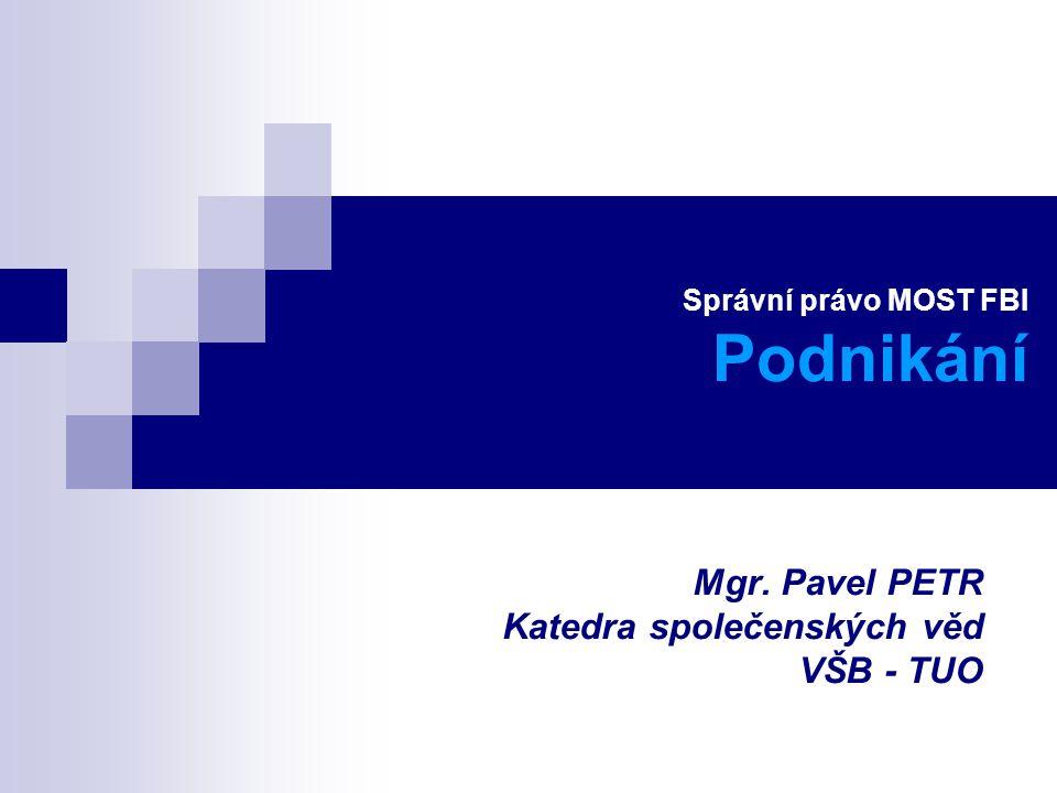 Obchodní společnosti Právnická osoba založena za účelem podnikání (výjimka s.r.o a a.s.
