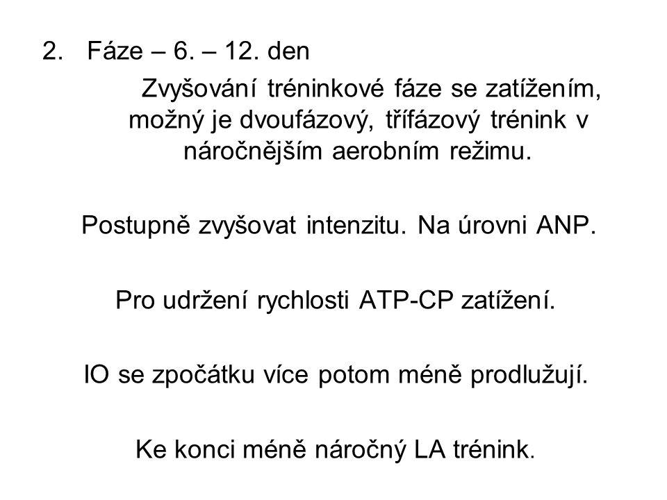 2.Fáze – 6.– 12.