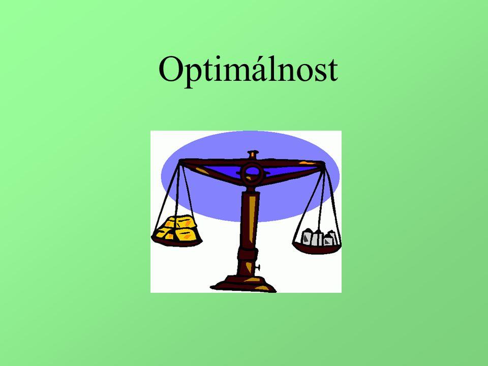 Optimálnost