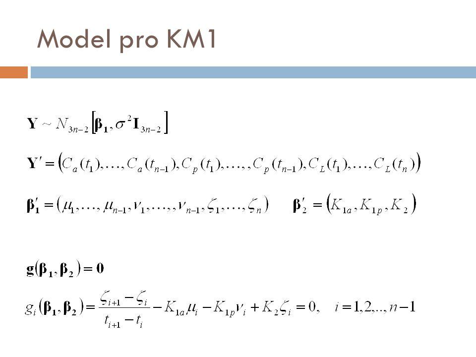 Model pro KM1