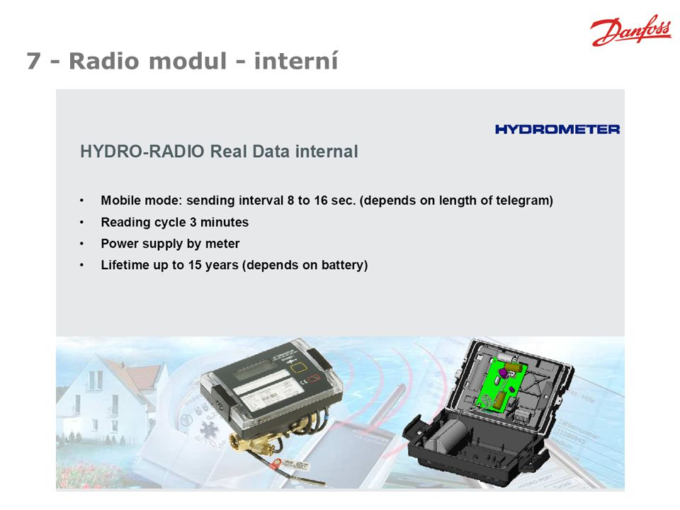 7 - Radio modul - interní
