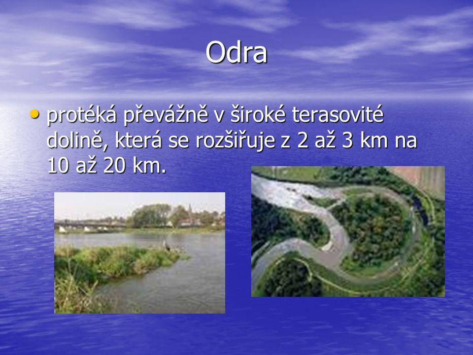 Odra Průplav Odra - Dunaj Průplav Odra - Dunaj