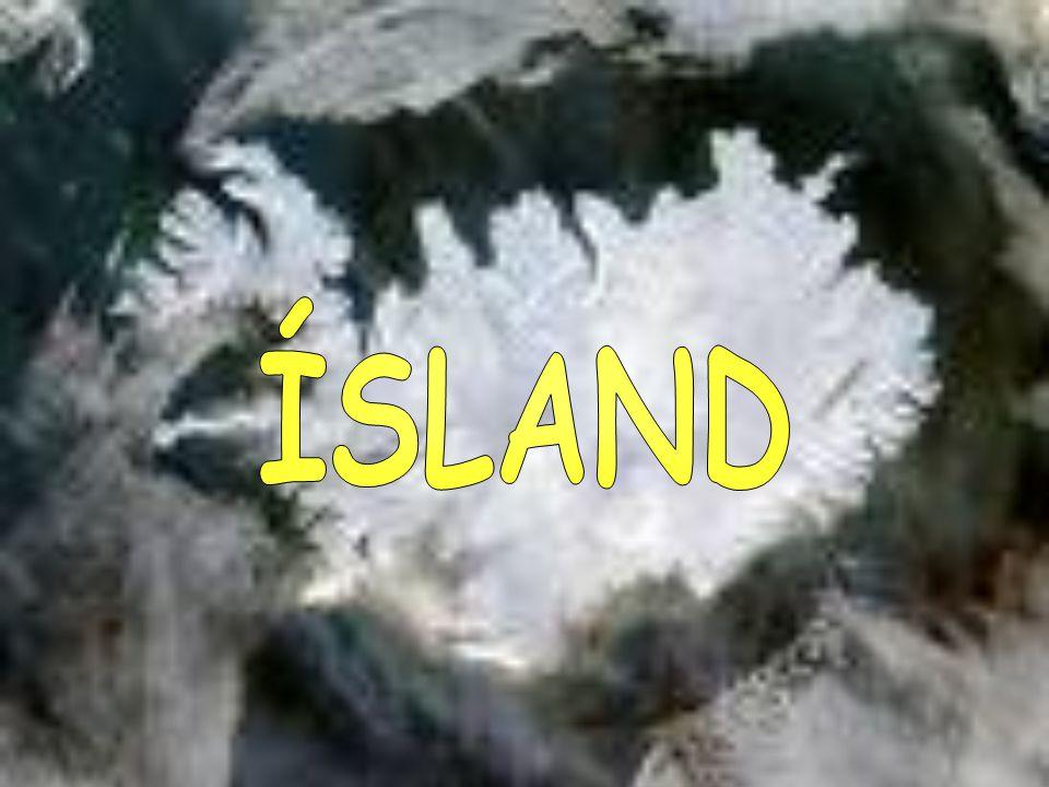 STRUČNÁ HISTORIE: od Vikingů k ekonomické krizi 874AD přijíždí Ingólfur Arnarson → 1.trvalé osídlení 1262- 1918 pod norskou → dánskou korunou 1918 nezávislost 2007: podle HDI (indexu lidského rozvoje) organizace OSN hodnocen jako nejrozvinutější země 4.nejproduktivnější země (v přepočtu na hlavu) 2008 tři největší islandské banky zkrachovaly (Reykjavík) 1000AD – přijato křesťanství