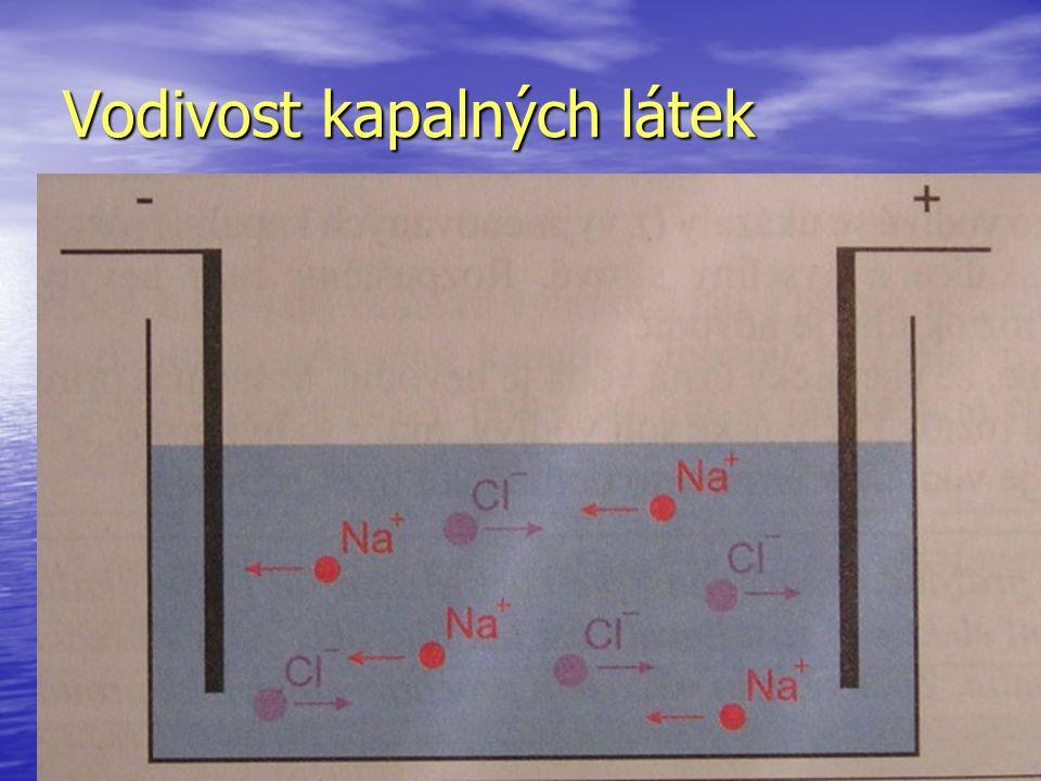 Vodivost kapalných látek