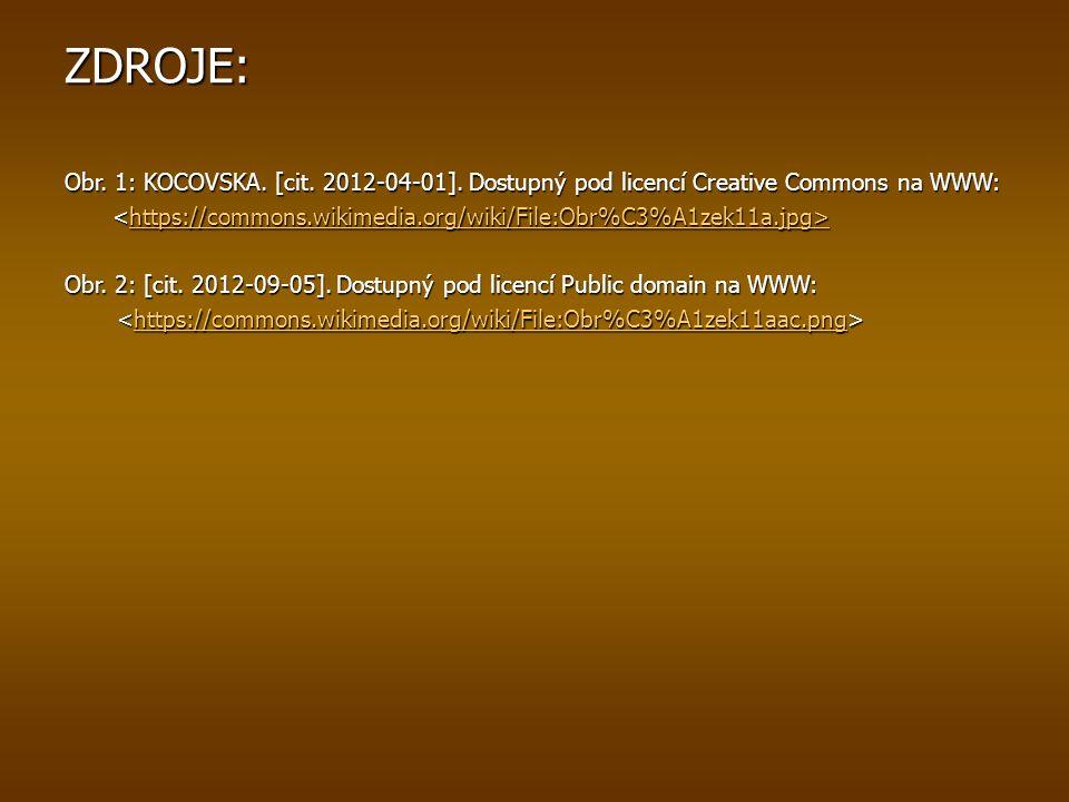 ZDROJE: Obr. 1: KOCOVSKA. [cit. 2012-04-01].