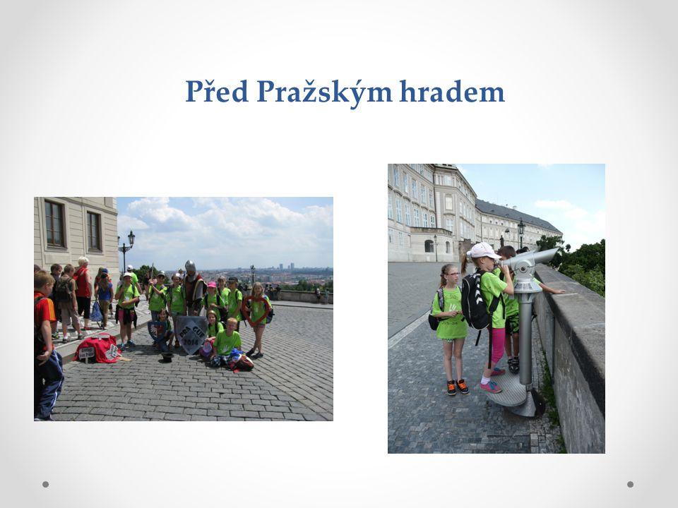 Před Pražským hradem