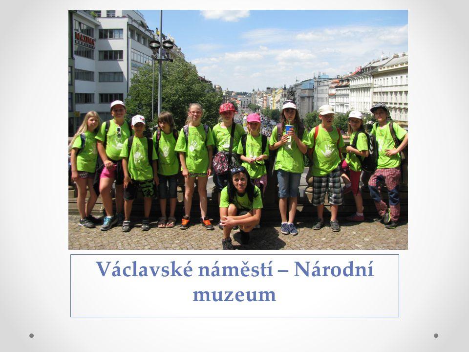 Václavské náměstí – Národní muzeum