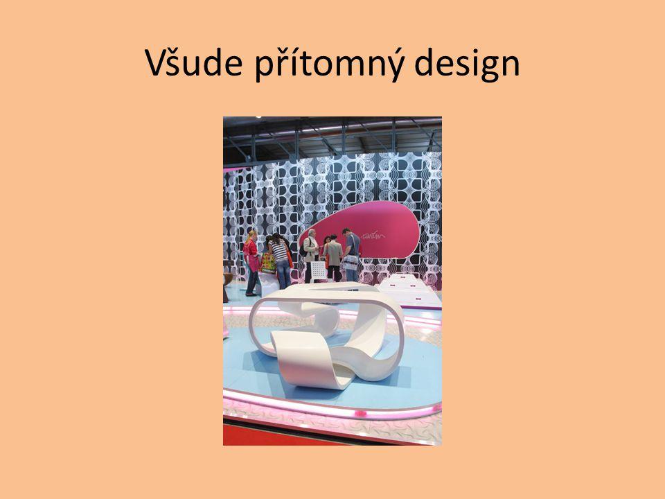 Všude přítomný design