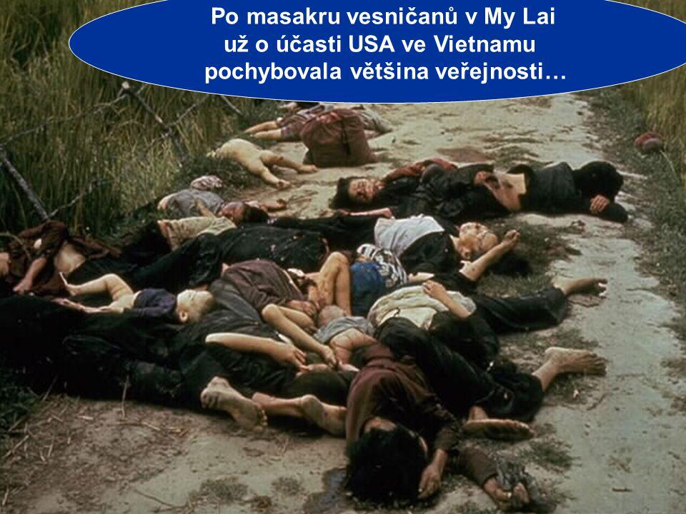 Jiří Řehák Gymnázium Teplice 2006 10 VÁLKA VE VIETNAMU V MÉDIÍCH Válka byla monitorována hlavně televizí Média informovala o zvěrstvech ve Vietnamu, a