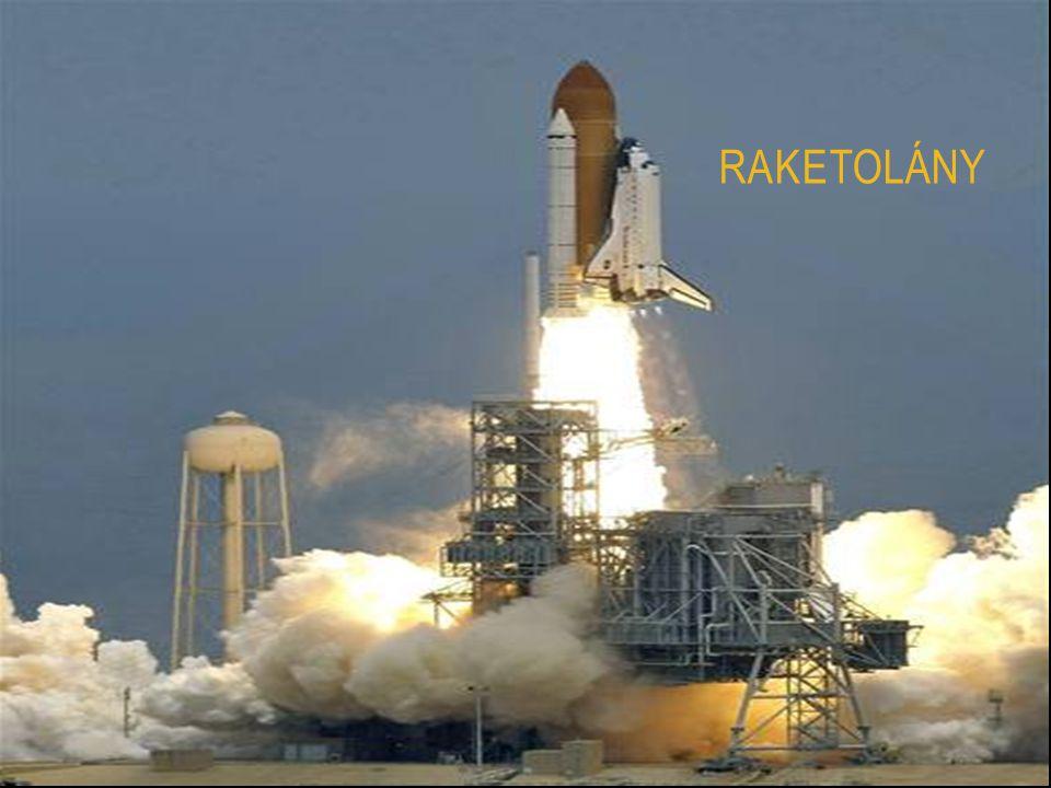 RAKETOPLÁNY  dopravní prsotředek k dopravě na oběžnou dráhu kolem Země  Raketoplány USA: Enterprise Columbia - 28 misí, uraženo 195 852 325 km Challenger - 9 misí (+1), uraženo 38 079 155 km Discovery - 39 misí, uraženo 238 539 663 km Atlantis - 32 misí, uraženo 194 168 813 km Endeavour - 25 misí, uraženo 197 761 261 km  Raketoplán Ruska: Buran  během 30 let 355 lidí v kosmu  celkové náklady přes 192 miliard dolarů