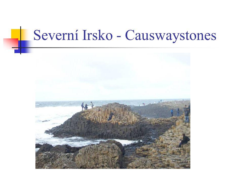 Severní Irsko - Causwaystones