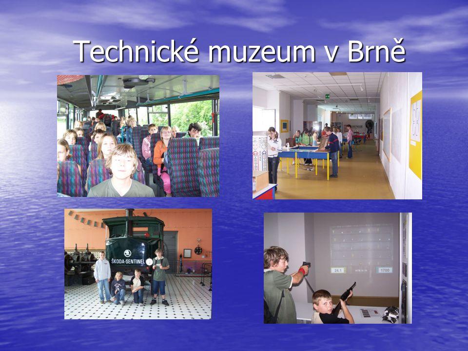 Technické muzeum v Brně Technické muzeum v Brně