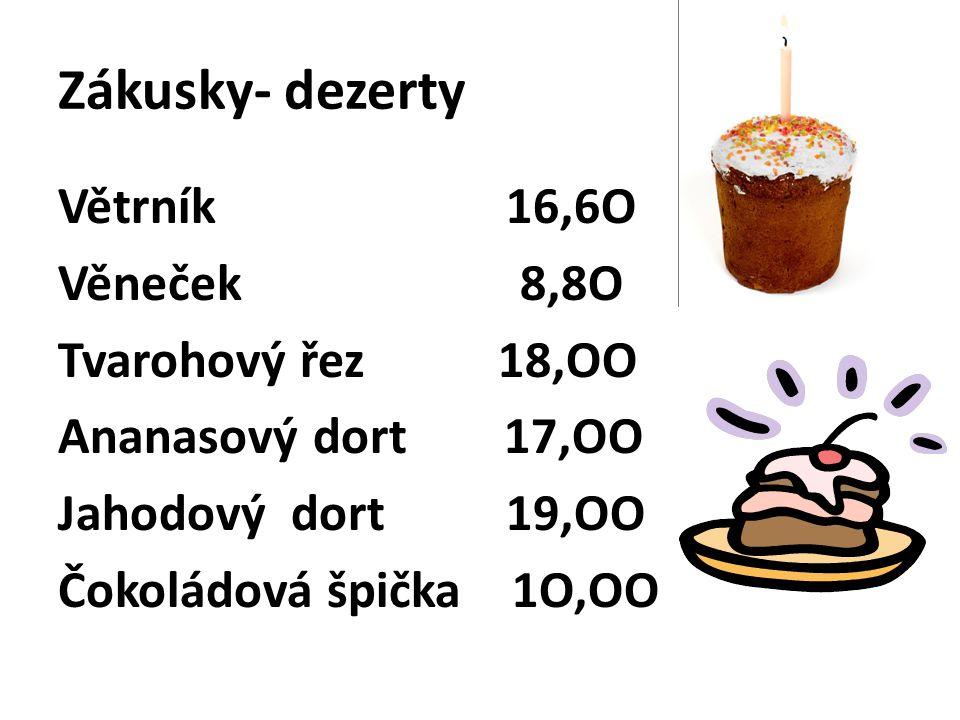 Slovní úloha: Rodina Hladkých obědvala v restauraci: Tatínek si dal menu č.
