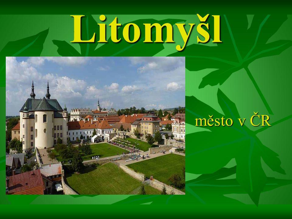 Litomyšl město v ČR