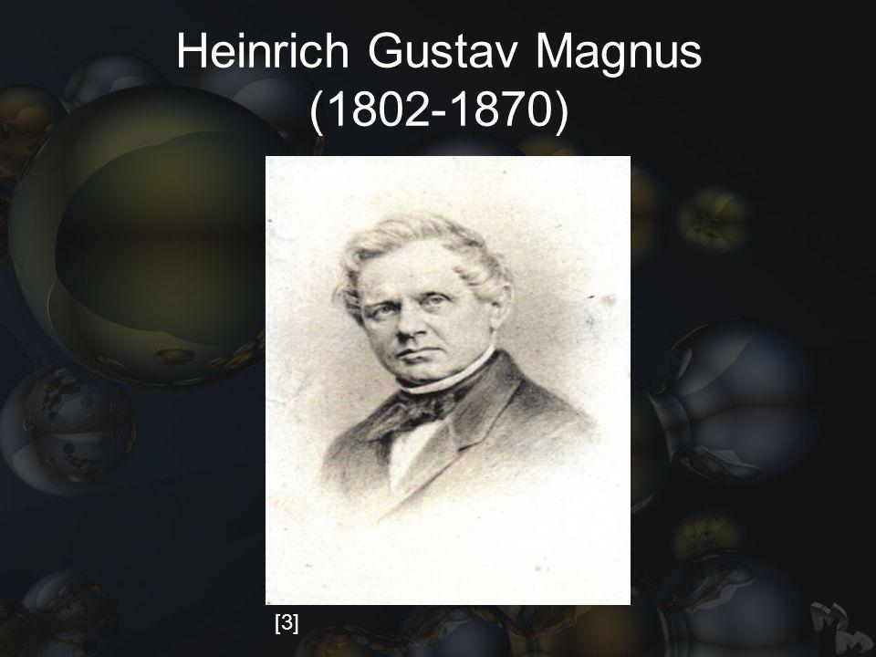 Heinrich Gustav Magnus (1802-1870) [3]