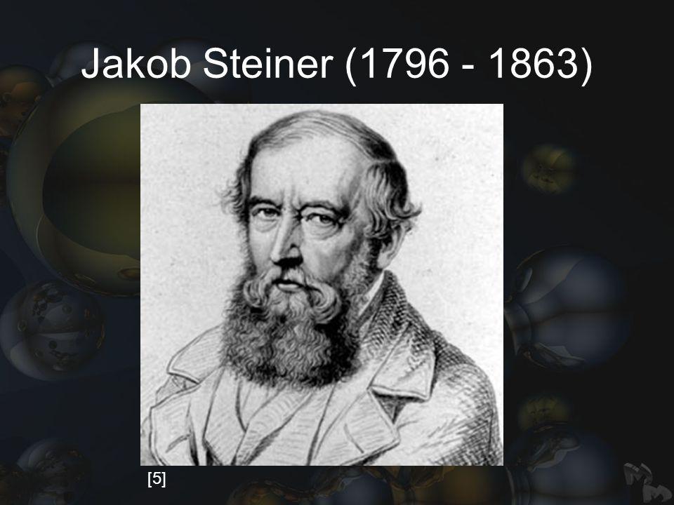 Jakob Steiner (1796 - 1863) [5]