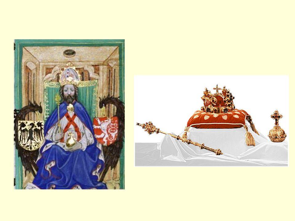 Zapamatujte si… Kdo byli rodiče Karla IV..Jaké měl dětství.