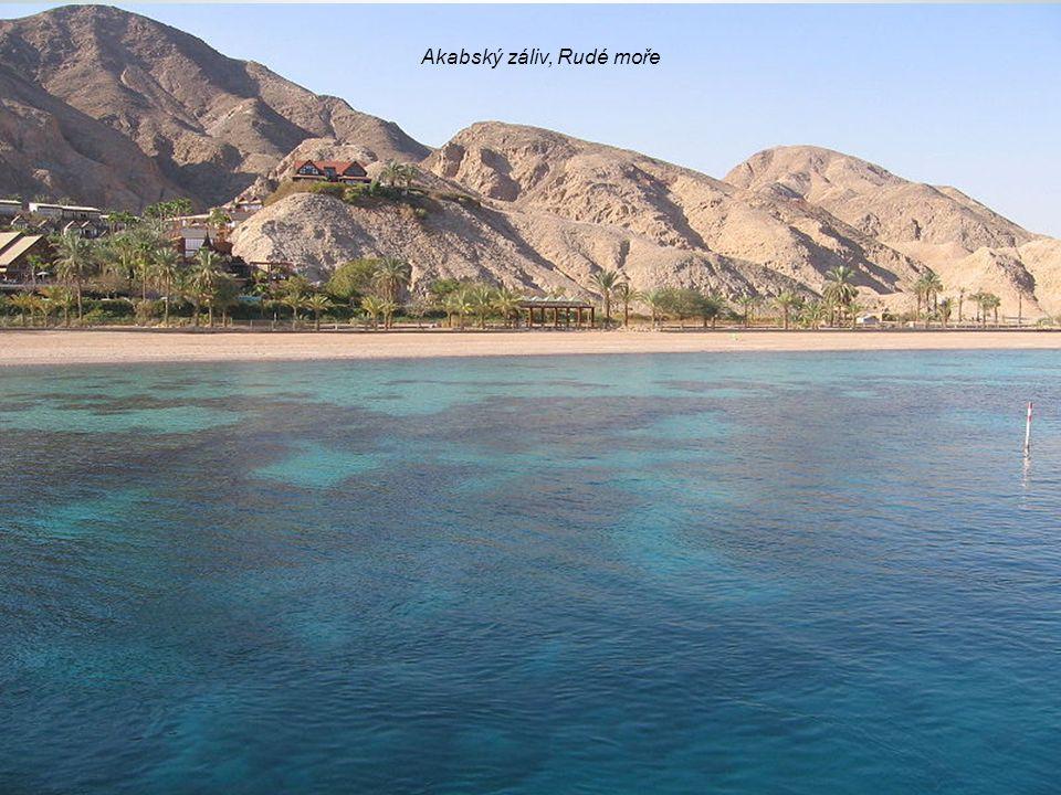 Akabský záliv, Rudé moře