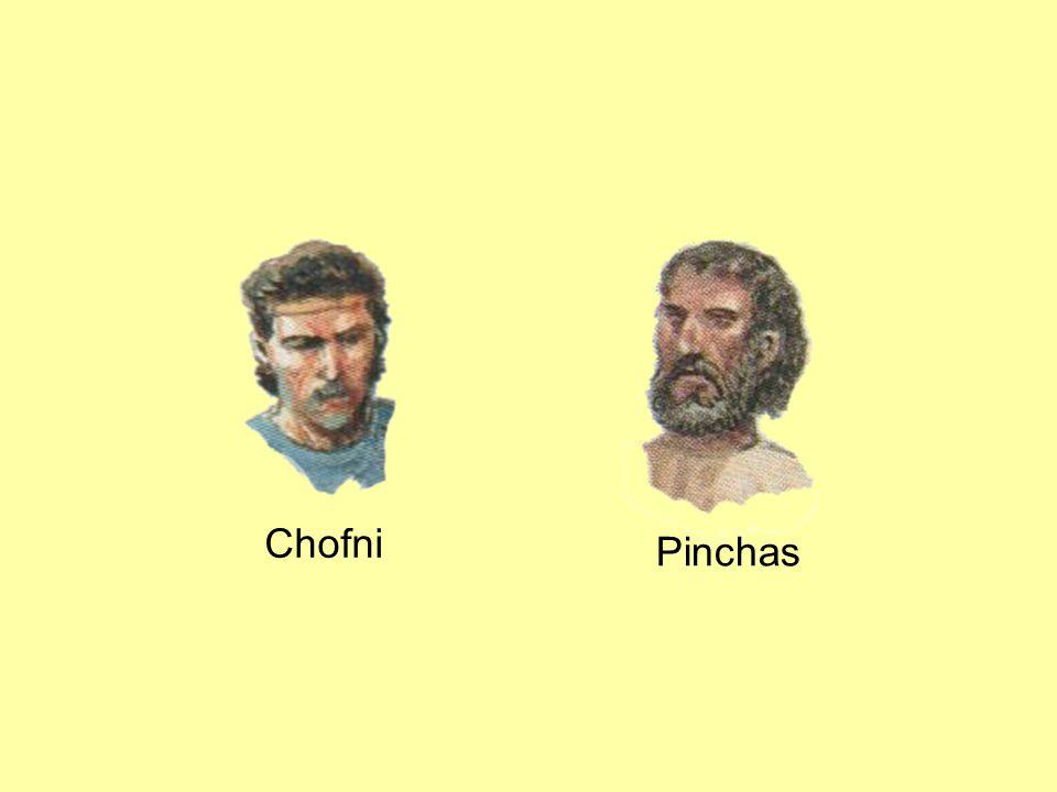 Chofni Pinchas