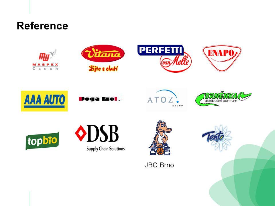 Reference JBC Brno