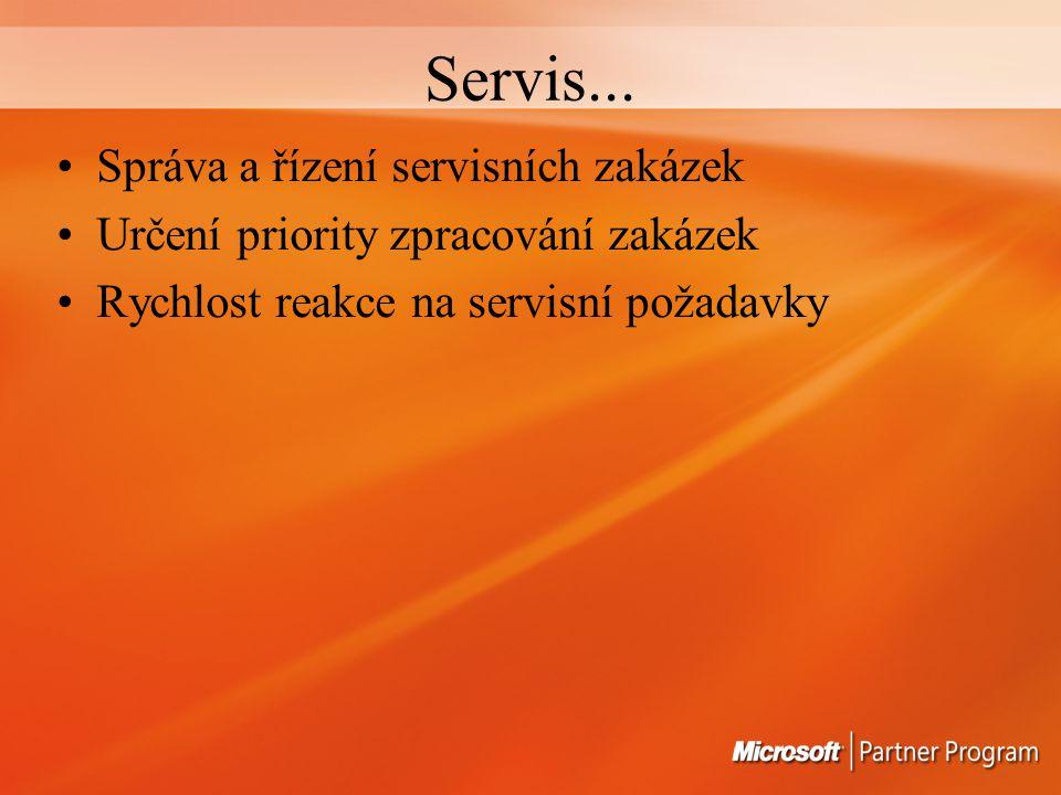 Servis...