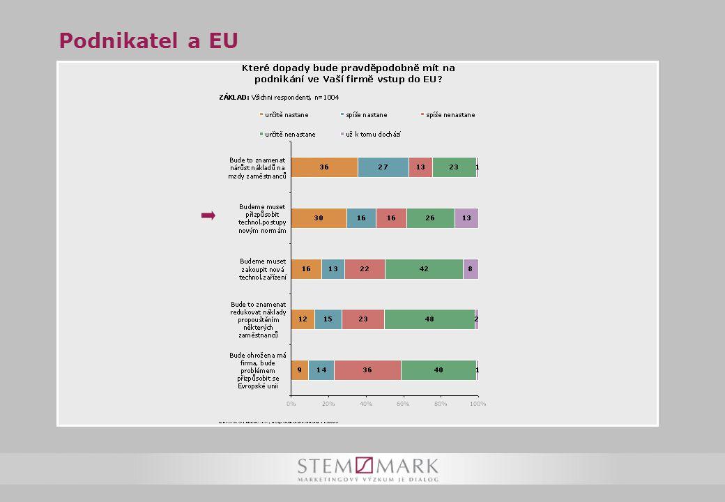 Podnikatel a EU
