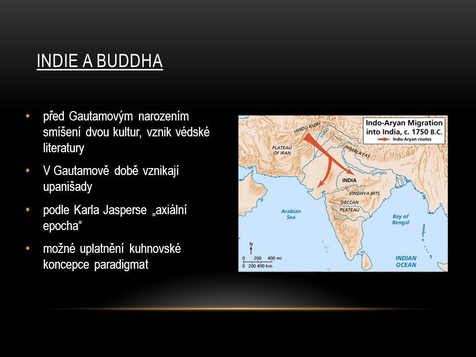 BUDDHISTICKÉ UMĚNÍ BUDDHISTICKÝ CHRÁM V INDII