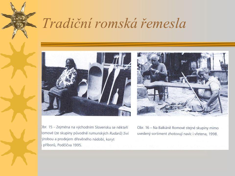 Tradiční romská řemesla