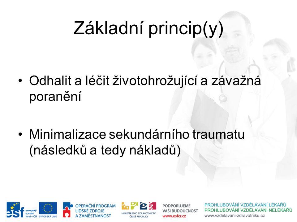 ATLS v České republice leden 2011 – získání finanční podpory z Operačního programu Lidské zdroje a zaměstnanost – Prohlubování vzdělávání lékařů a nelékařů