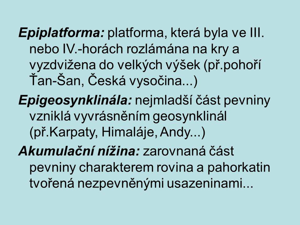 Epiplatforma: platforma, která byla ve III.