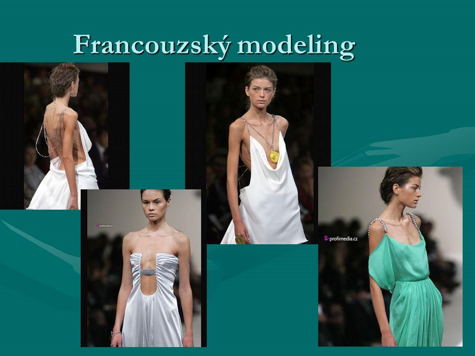Francouzský modeling