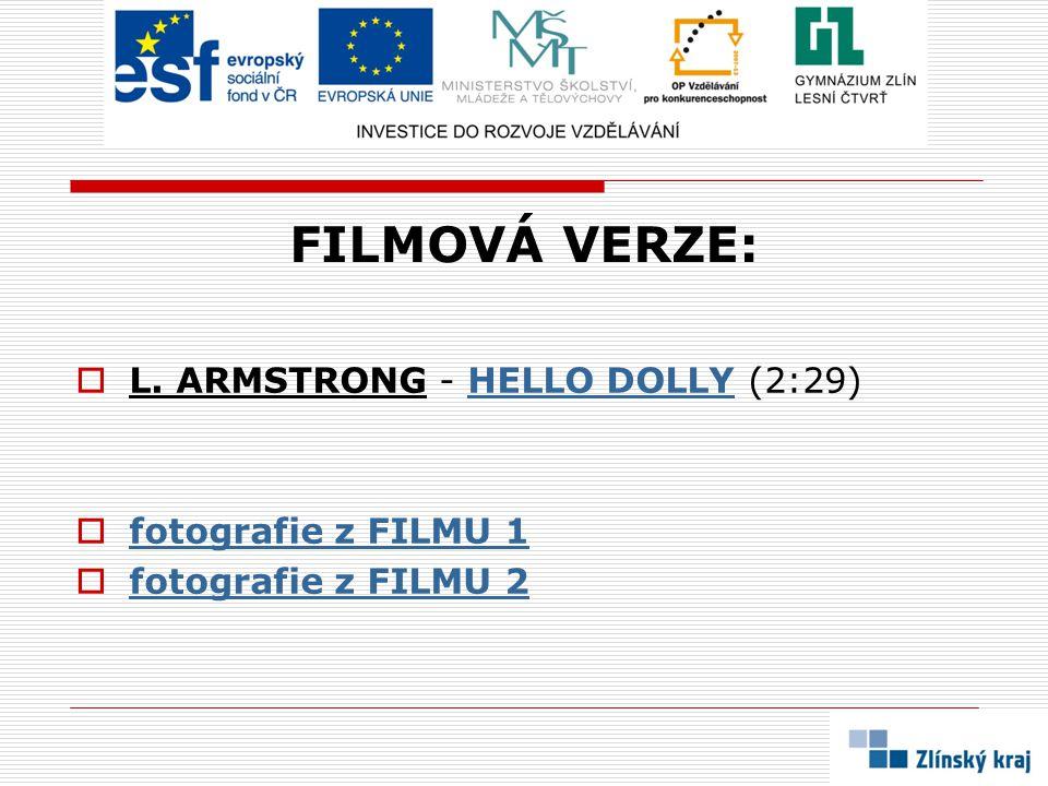 FILMOVÁ VERZE:  L.