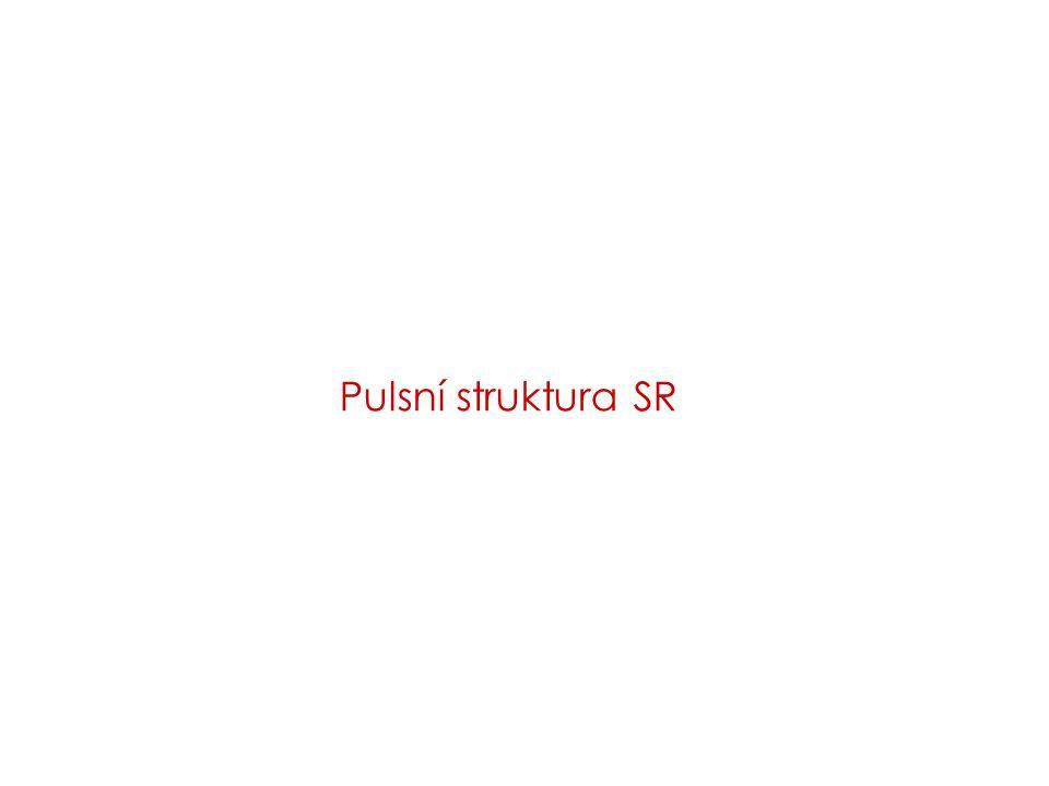 Pulsní struktura SR