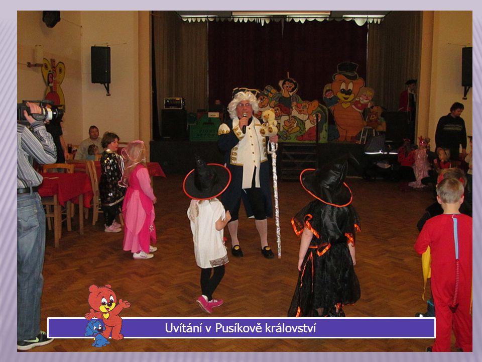 Dětský karneval ** 8.2.2015 ** Sokolovna Nepomuk