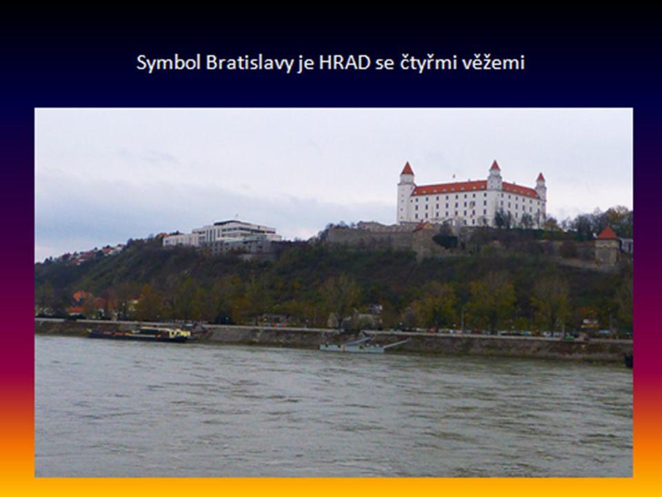… Bratislava je hlavní město Slovenské republiky, kde má sídlo prezident v Grasalkovičovom paláci na Hodžově náměstí.