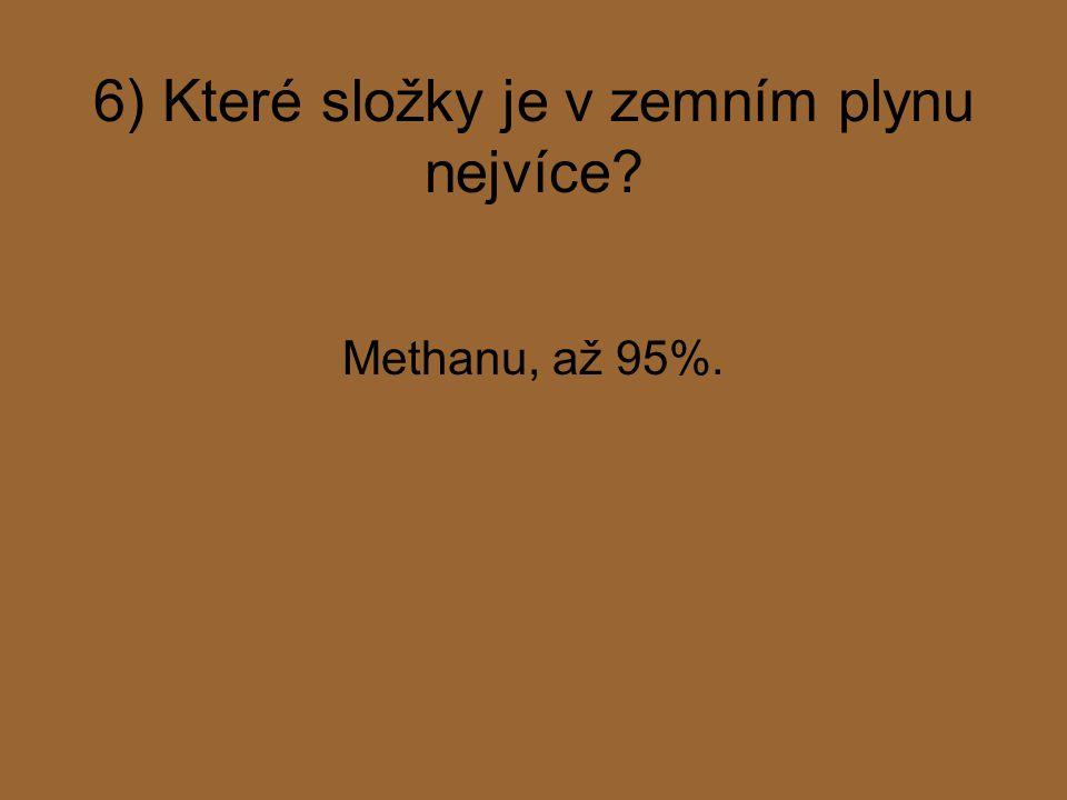 7) Jaký je nejjednodušší alkyn? Jaký má druhý název? Ethyn = acetylén..
