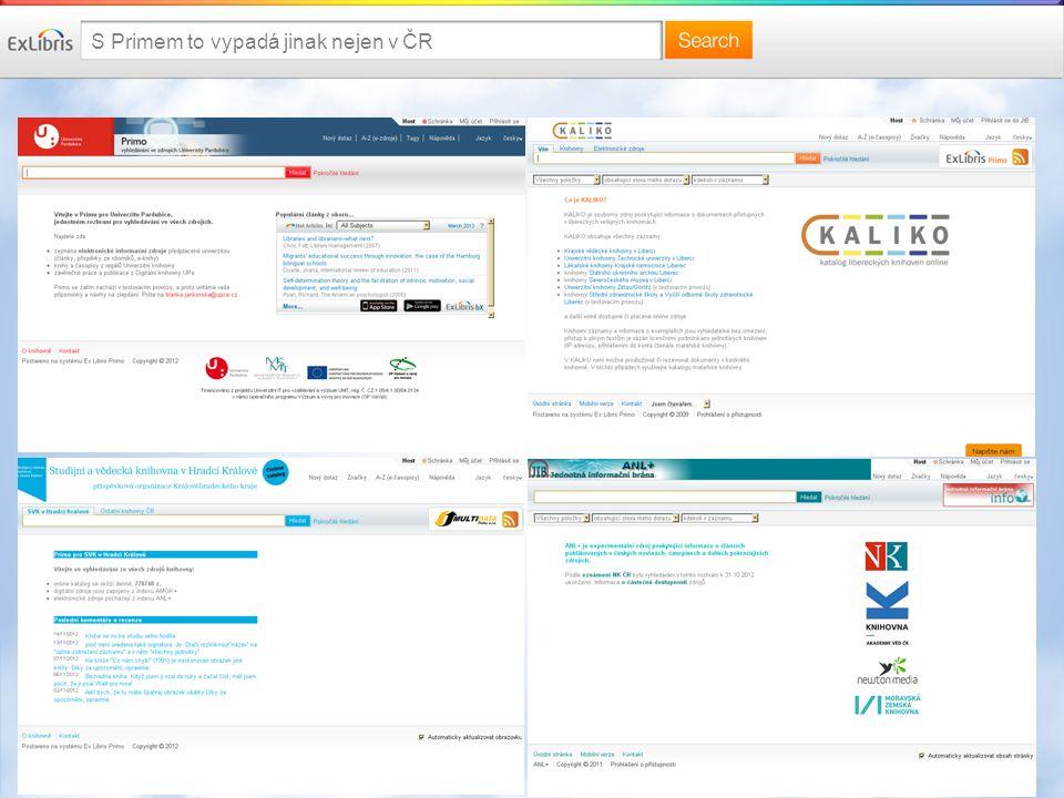 Aby uživatele příjemně překvapilo: Pár příkladů: nasměruje Vaše další kroky (bX) nabídne Vám relevantní open access zdroje nalezené výsledky můžete snadno sdílet (citační nástroje, altmetrics)