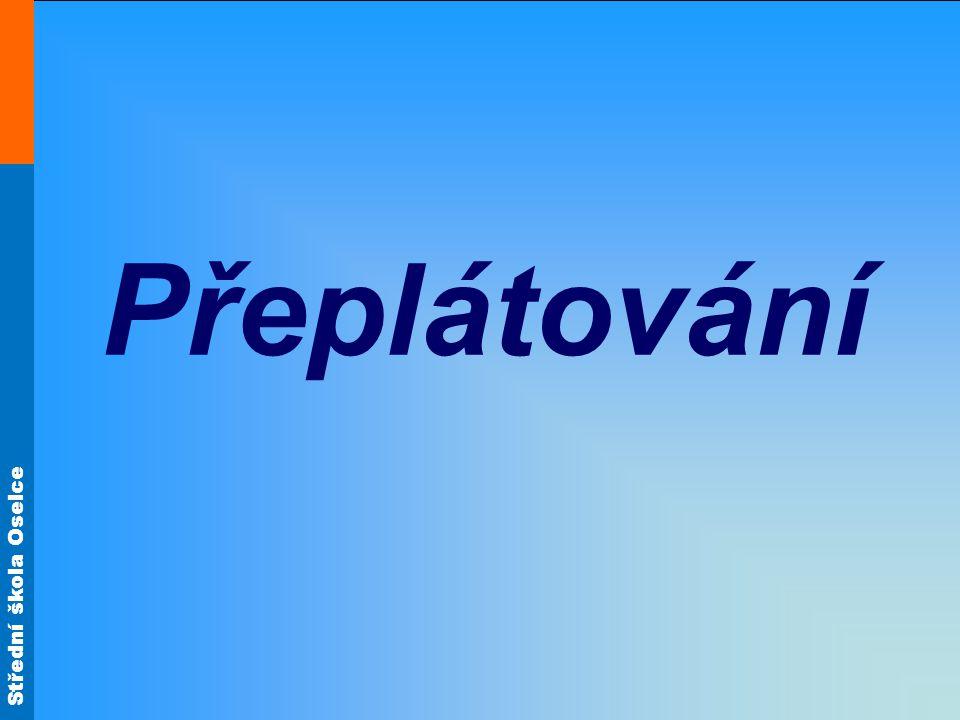 Střední škola Oselce Přeplátování (zařazení) Jedná se o rámový spoj rohový a středový.