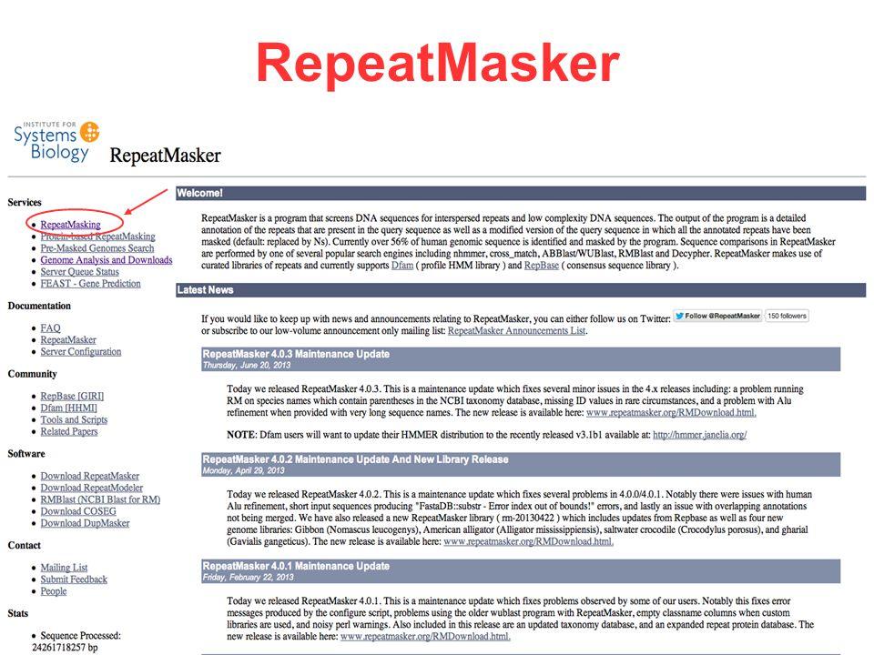 RepeatMasker