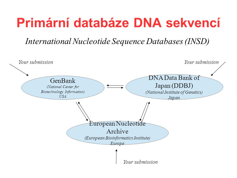 Vložit nukleotidovou sekvenci Vybrat organismus