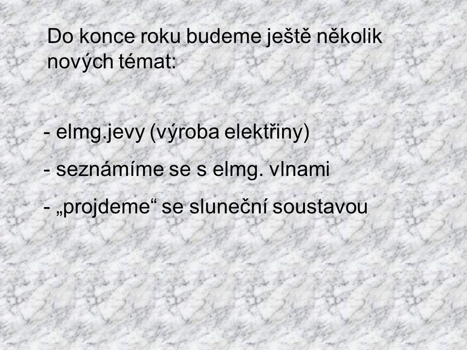 - elmg.jevy (výroba elektřiny) - seznámíme se s elmg.
