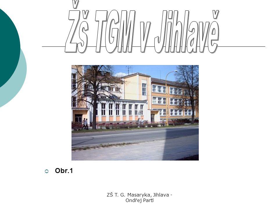 ZŠ T. G. Masaryka, Jihlava - Ondřej Partl OObr.1