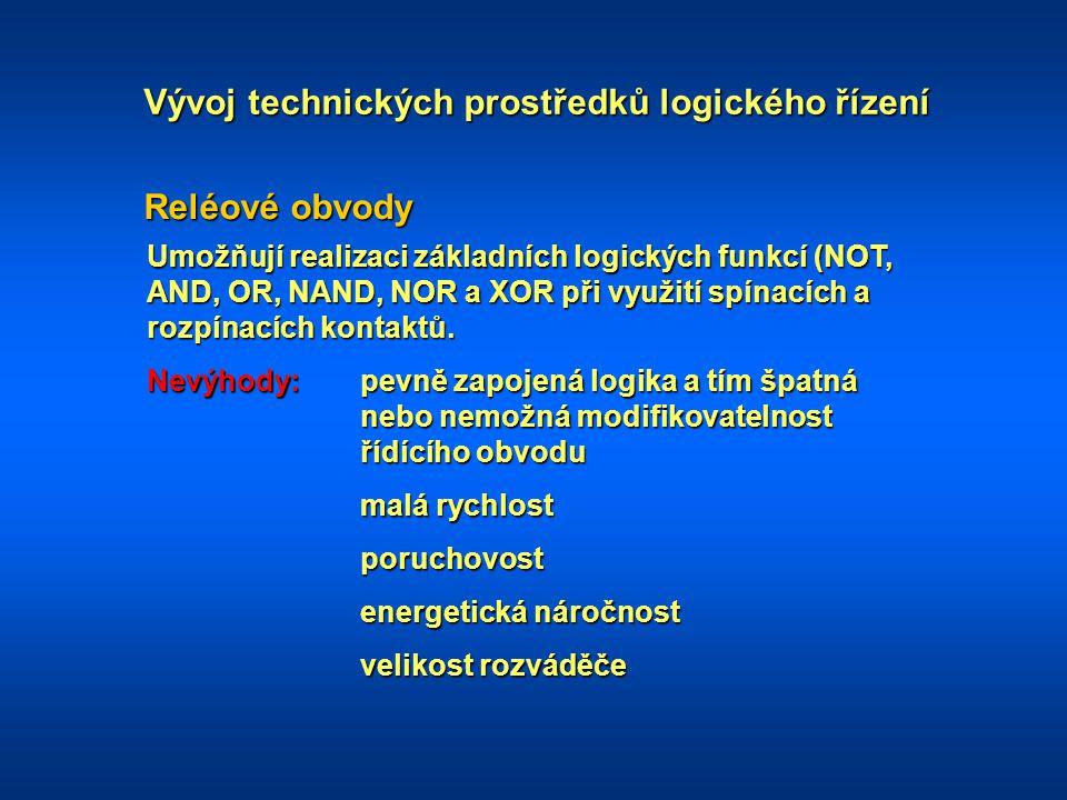 Textové jazyky - Jazyk seznamu instrukcí (Instruction List - IL,) strojově orientovaný jazyk, který umožňuje nejlépe přizpůsobit řešení úlohy danému PLC - Jazyk strukturovaného textu (Structured Text - ST) Úlohy jsou řešeny užitím algoritmického jazyka.