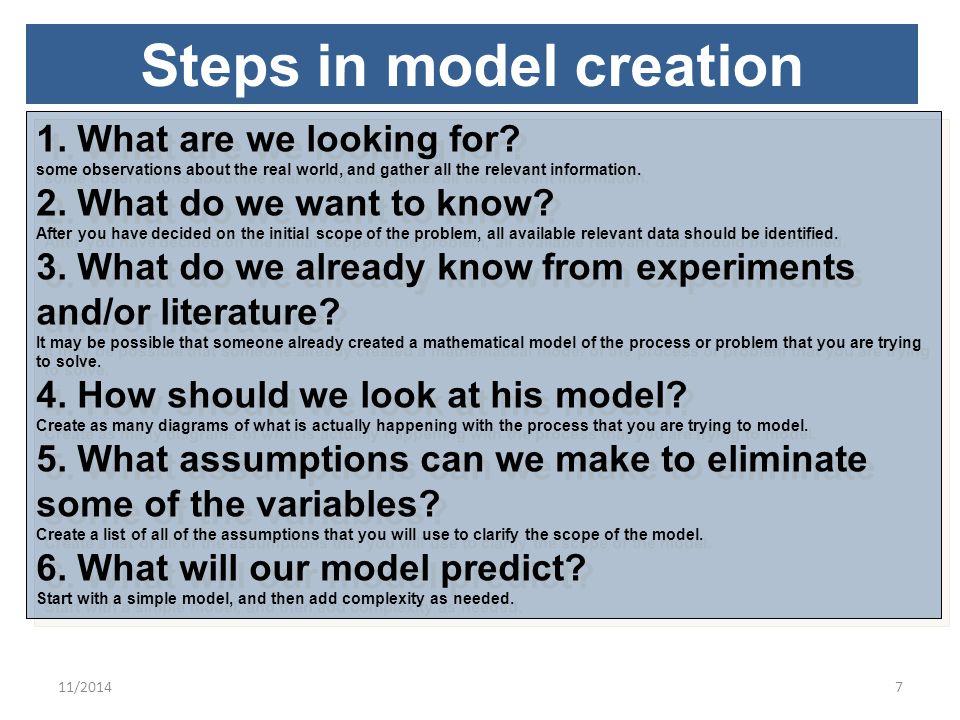 11/201428 Schéma modelu I (ilustrační příklad schémat modelů regionálního rozvoje) dále viz Modelová při řízení, str.