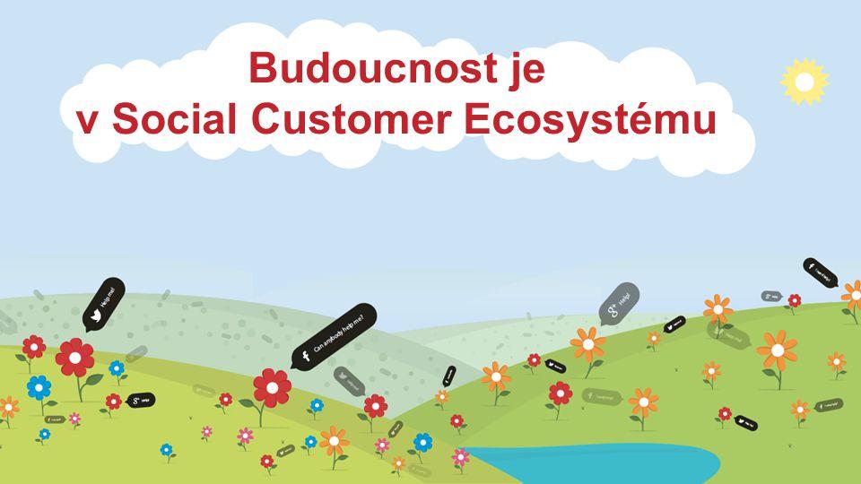 Budoucnost je v Social Customer Ecosystému