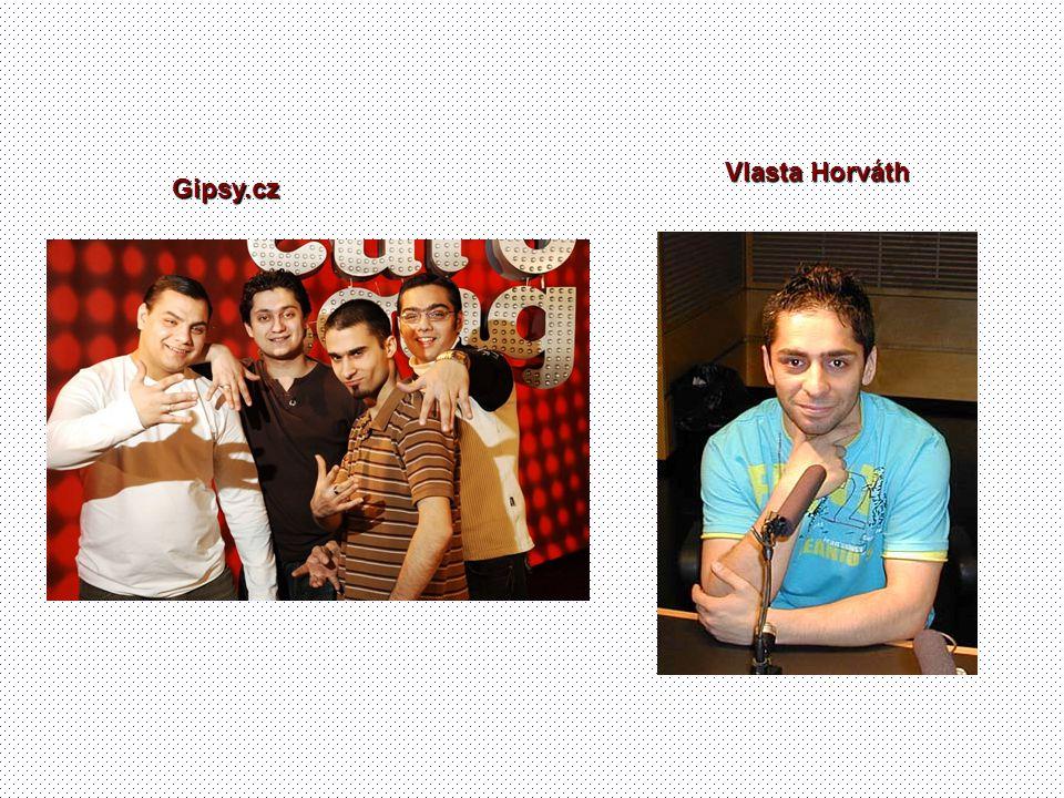 Gipsy.cz Vlasta Horváth