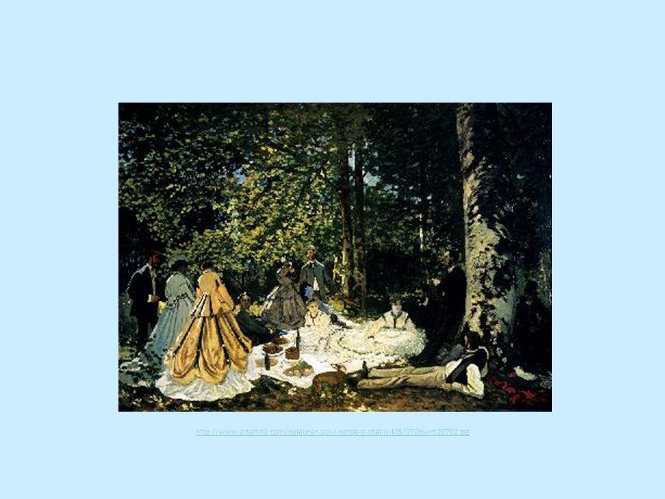 Edouard Manet http://www.essentialart.com/sw/Edouard_Manet_Luncheon_on_the_Grass_f.jpg
